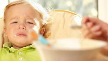 Детето отказва да се храни