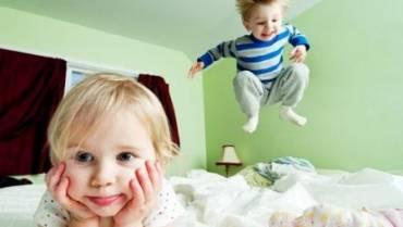 Бебешки език и хиперактивност