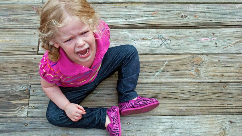 Нервност и непослушание при малки деца