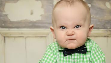 Ярост, агресия и грубост при малки деца